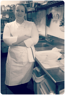 Chef Sarah Hassler, Veraisons Restaurant
