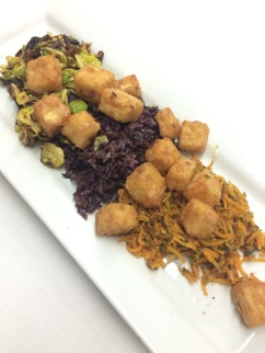 Vegan Fried Tofu