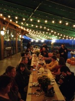 Harvest Dinner at Veraisons