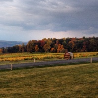 Fall Foliage at Glenora