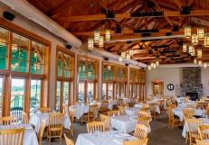 Dining Room at Veraisons Restaurant